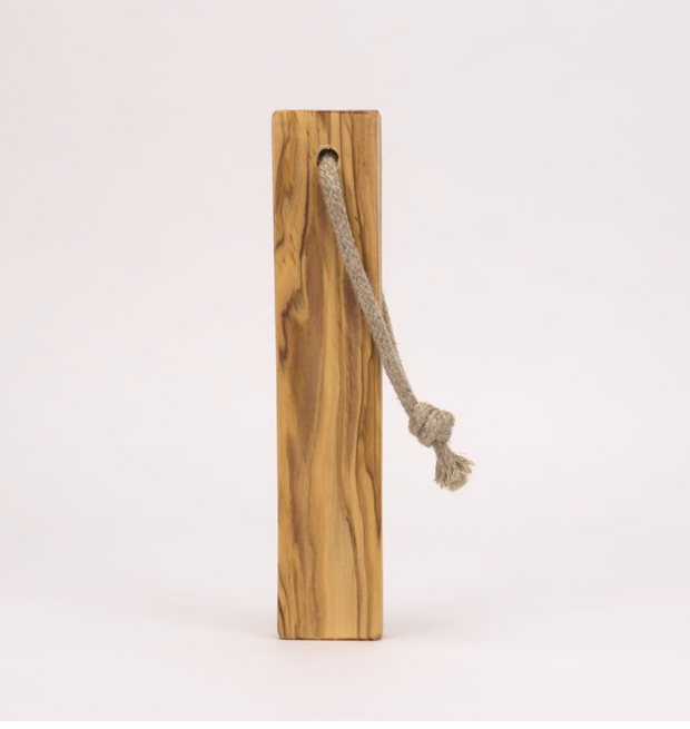 CHEWING TOY  -  FROM PURE OLIVE WOOD