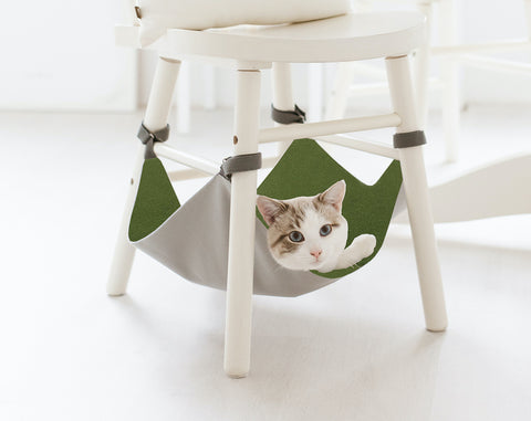 Saveplace® Hanging Mat/Hammock for Storage & Pets – MOSS