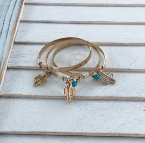 Cactus Bangle