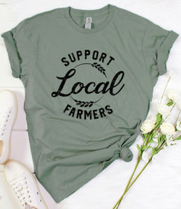Support Local Farmers