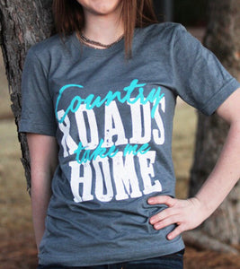 Country Roads Tee