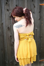 Little Mustard Dress