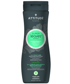 Attitude Men 2-in-1 Scalp Care, 473 ml