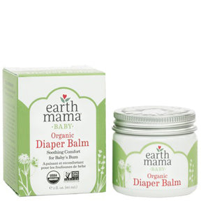 Earth Mama Organic Diaper Balm, 60 ml
