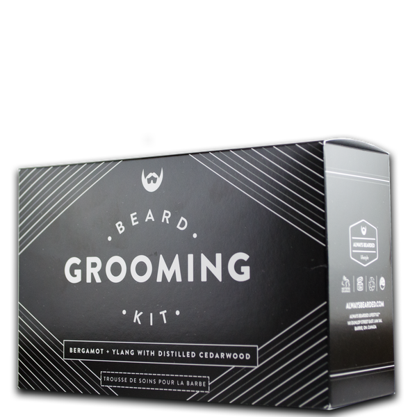 Always Bearded Bergamot + Ylang Essential Pack