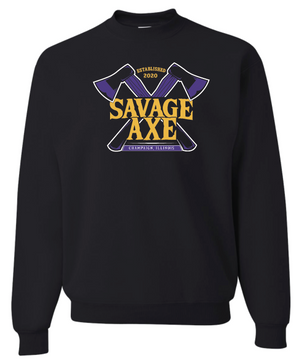 Savage Axe Crewneck