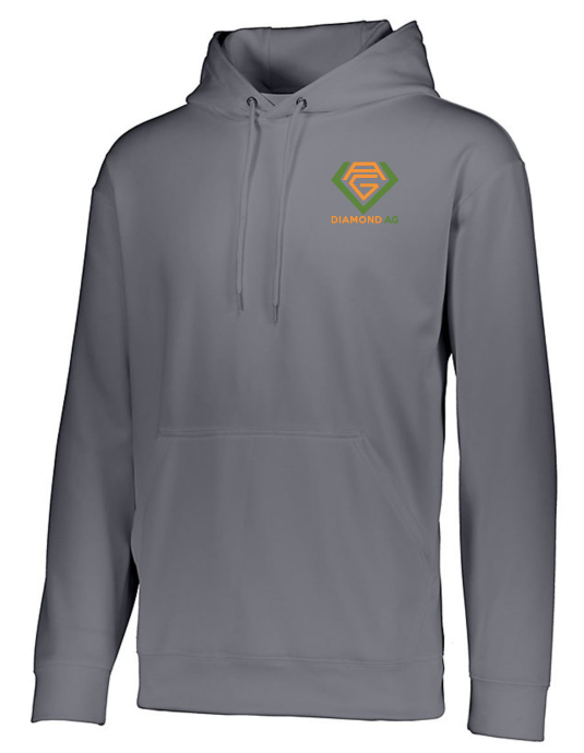 Augusta Sportswear - Wicking Fleece Hoodie - 5505