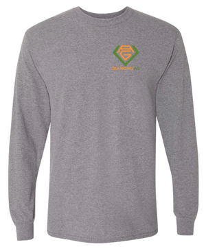 Gildan - DryBlend® 50/50 Long Sleeve T-Shirt - 8400