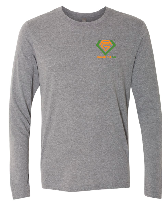 Next Level - Triblend Long Sleeve Crew - 6071