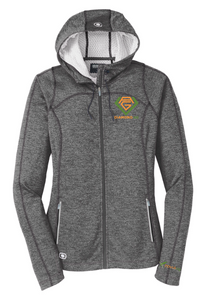 OGIO® ENDURANCE Ladies Pursuit Full-Zip LOE501