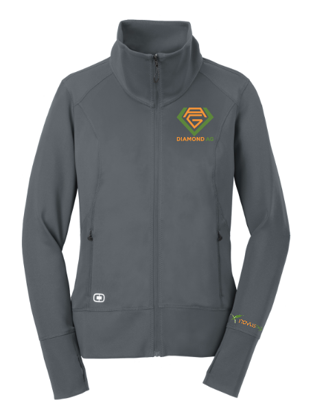 OGIO® ENDURANCE Ladies Fulcrum Full-Zip  LOE700