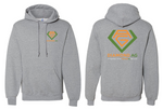Russell Athletic - Dri Power® Hooded Pullover Sweatshirt - 695HBM