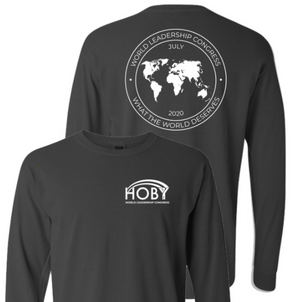 Hoby Comfort Colors Long Sleeve
