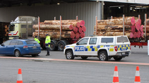 Police Checks of Heavy Vehicles Decline