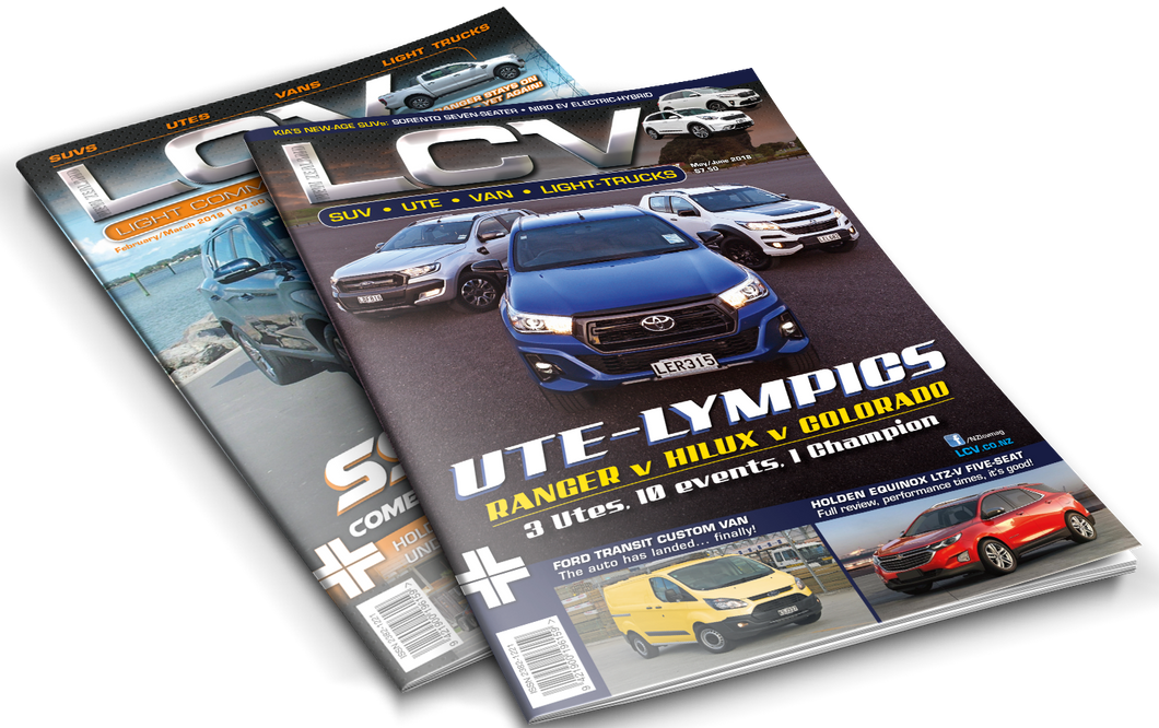 LCV Magazine 2018 Back Issues - Allied Publications Ltd