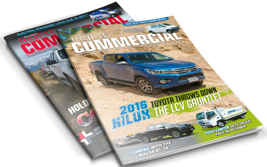 LCV Magazine 2016 Back Issues - Allied Publications Ltd
