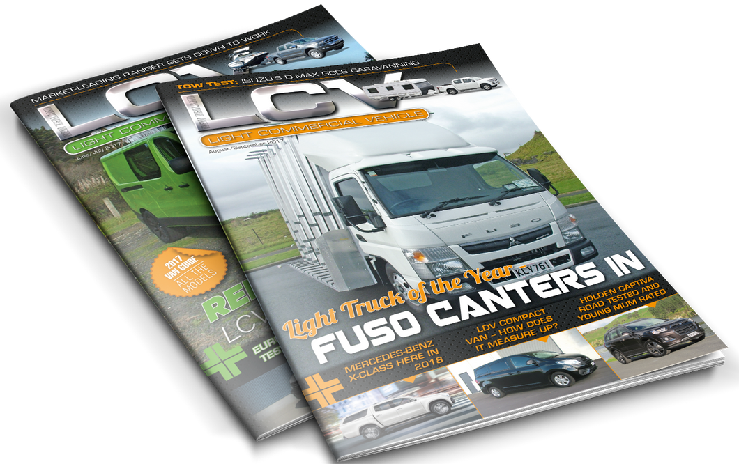 LCV Magazine 2017 Back Issues - Allied Publications Ltd