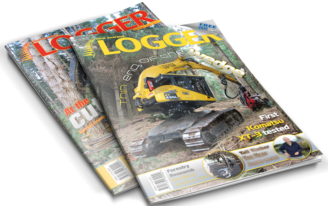 NZ Logger 2016 Back Issues - Allied Publications Ltd