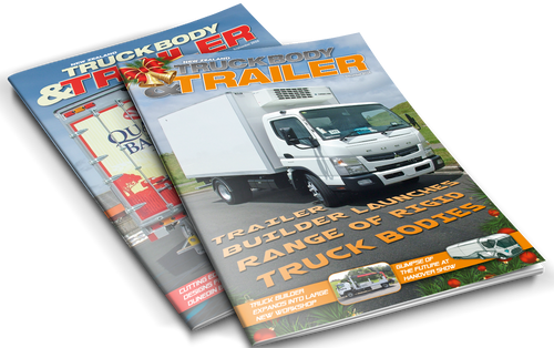 NZ TruckBody & Trailer Magazine 2016 Back Issues - Allied Publications Ltd
