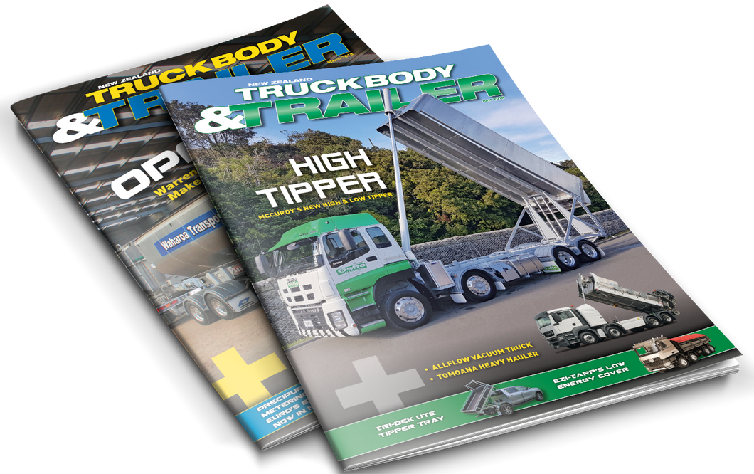 NZ TruckBody & Trailer Subscription - Allied Publications Ltd