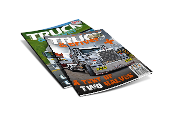 NZ Truck & Driver 2020 back issues