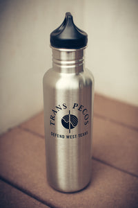 Trans Pecos Water Bottle