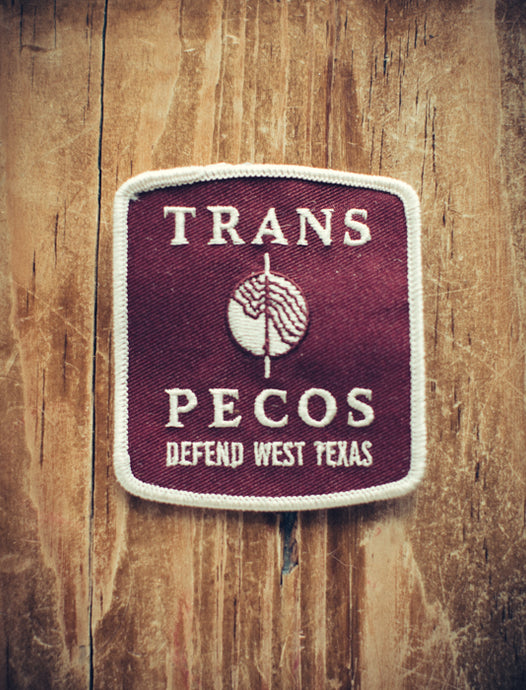 Trans Pecos | Defend West Texas - Patch #3