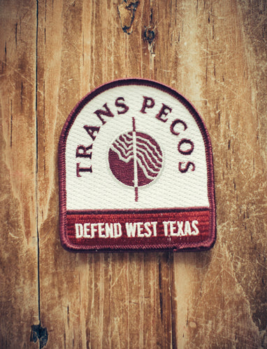 Trans Pecos | Defend West Texas - Patch #1
