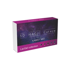 5D Magic Cat Eye LacGel Collection