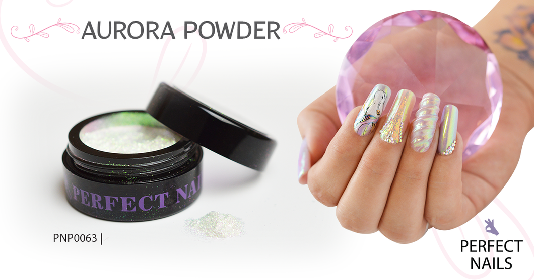 Aurora Powder - Irish Perfect Nails