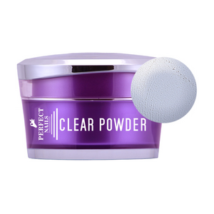 Traditional  Powder - Clear - Irish Perfect Nails