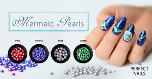 Mermaid Pearl - Irish Perfect Nails