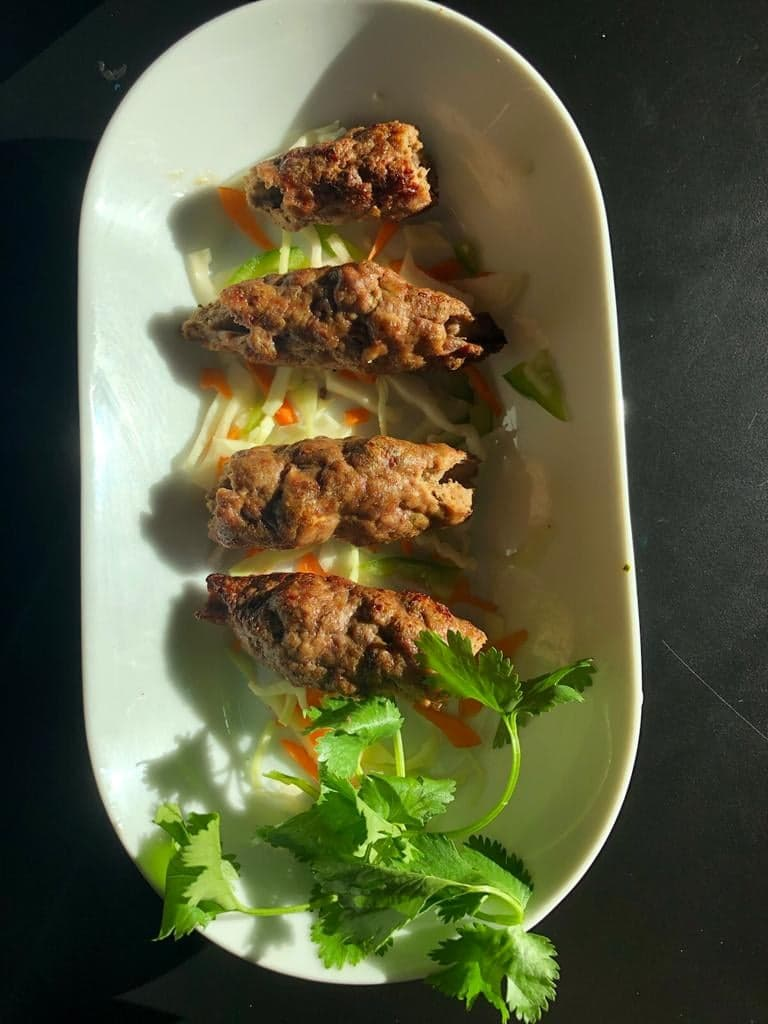 Chicken Skewers with Shivani's Butter Chicken Masala Spice