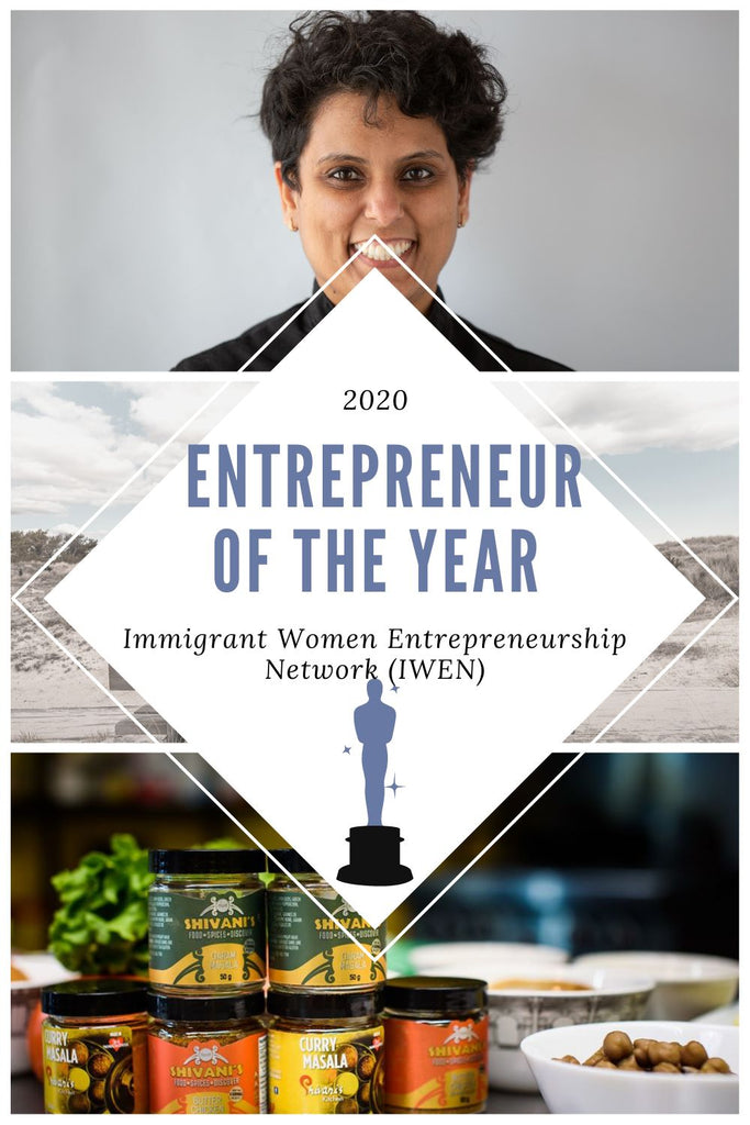 (IWEN) Entrepreneur of the YEAR from ISANS