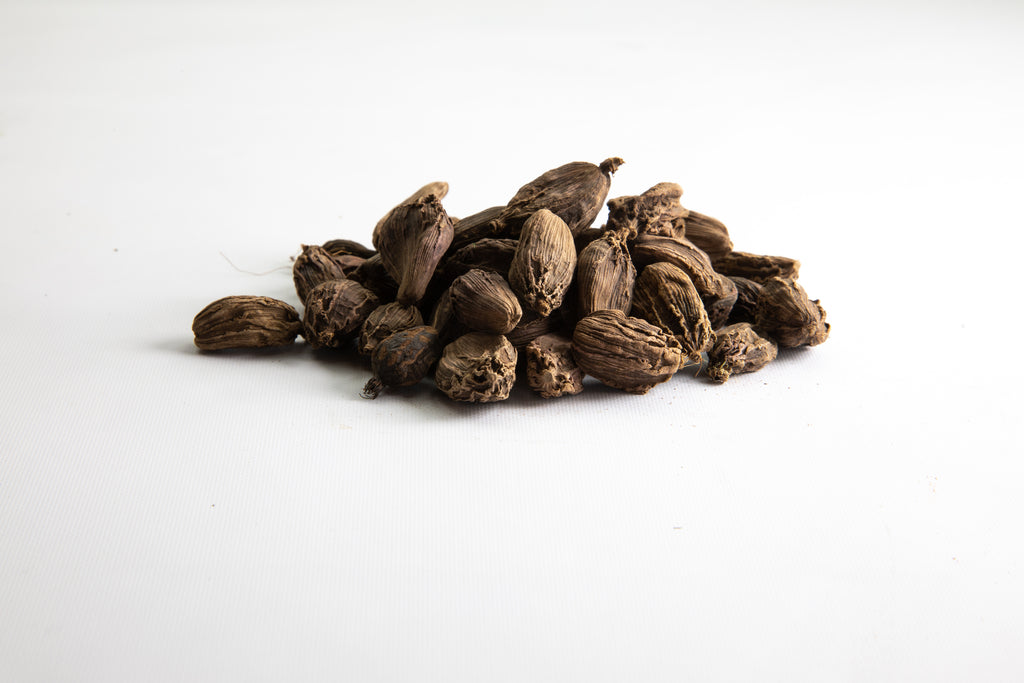 Black Cardamom Pods | Shivani's Kitchen