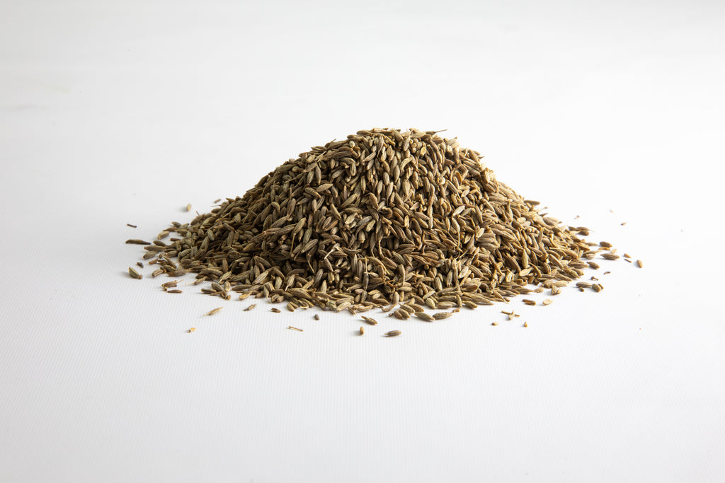 Cumin seeds sold by Shivani's Kitchen