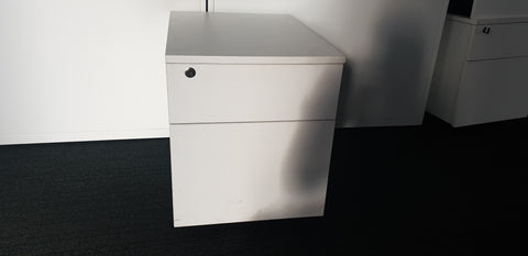 2 drawer pedestal in Milton Keynes **LARGE QUANTITY AVAILABILE**  BULK DISCOUNTS AVAILABLE