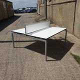 Bench desk back to back 1600mm x 1600mm #088W **BULK DISCOUNTS AVAILABLE***