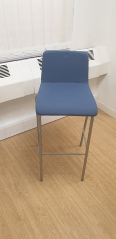 High quality blue stools Bedford
