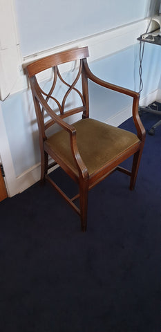 Dining style chair vintage/antique one of a kind