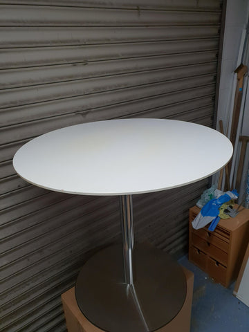Orangebox Breaker Table White Marker Washable Finish 800D