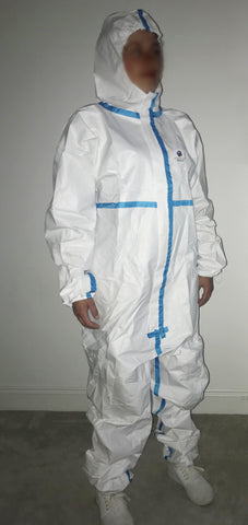 COVID-19 PPE PROTECTIVE COVERALLS - TYPE 3/4 BH800