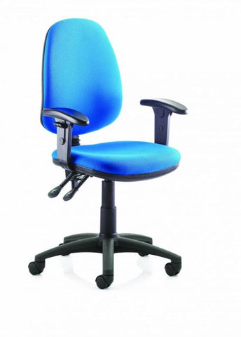 BRAND NEW Goal task chair with upholstered back and seat
