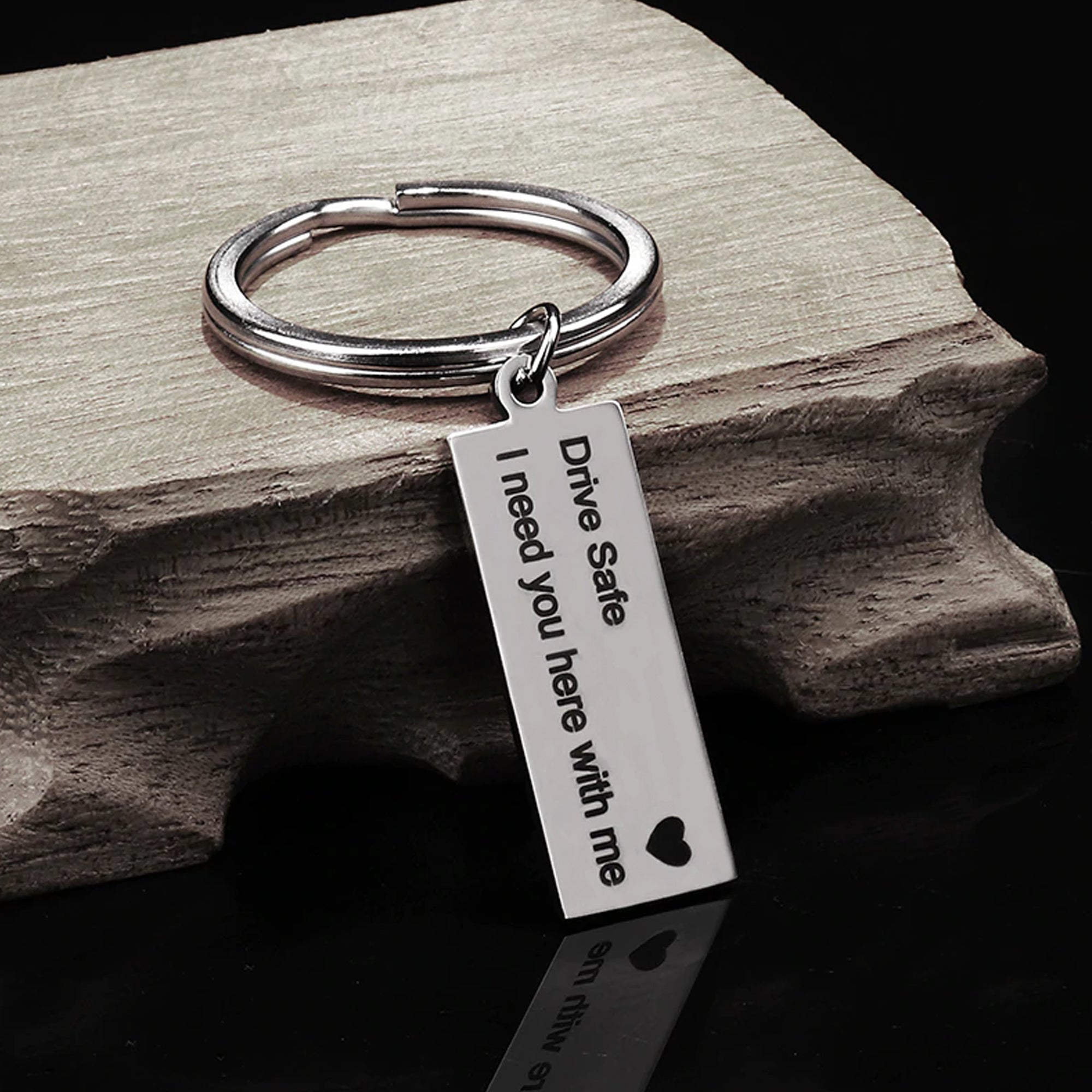 Drive Safe Keychain | Superlative Trends