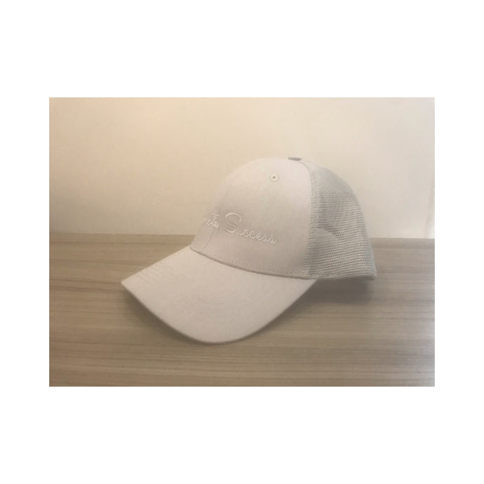 Mesh Trucker Cap - Grey
