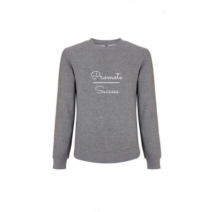 Unisex Logo Jumper - Grey