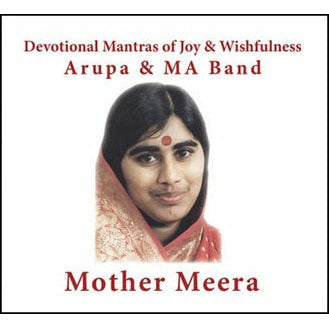 Arupa & MA Band - Mother Meera - CD