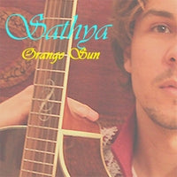 """Orange Sun"" - CD von Sathya"