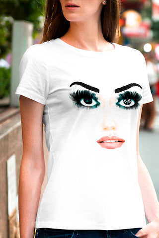 Fashionable Eyes T-Shirt