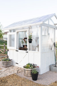 Greenhouse Building Plans
